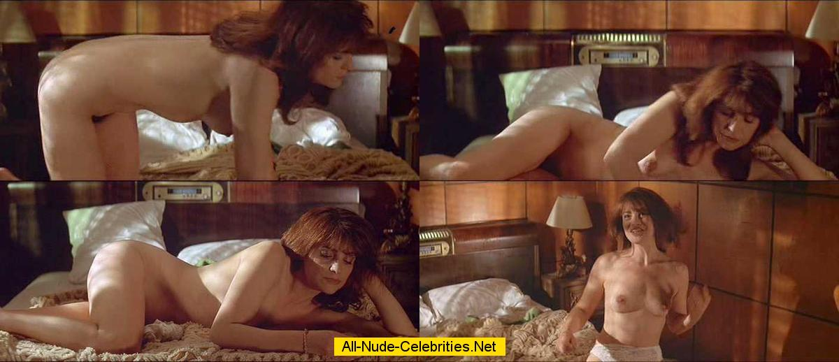 Meredith baxter breasts scene in my breast