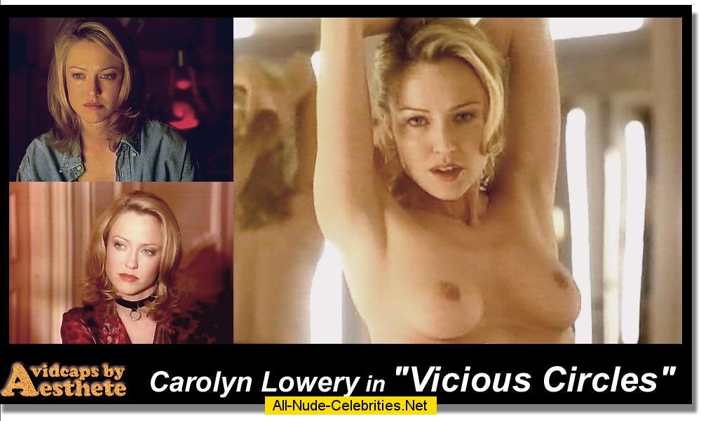 Carolyn lowery nude