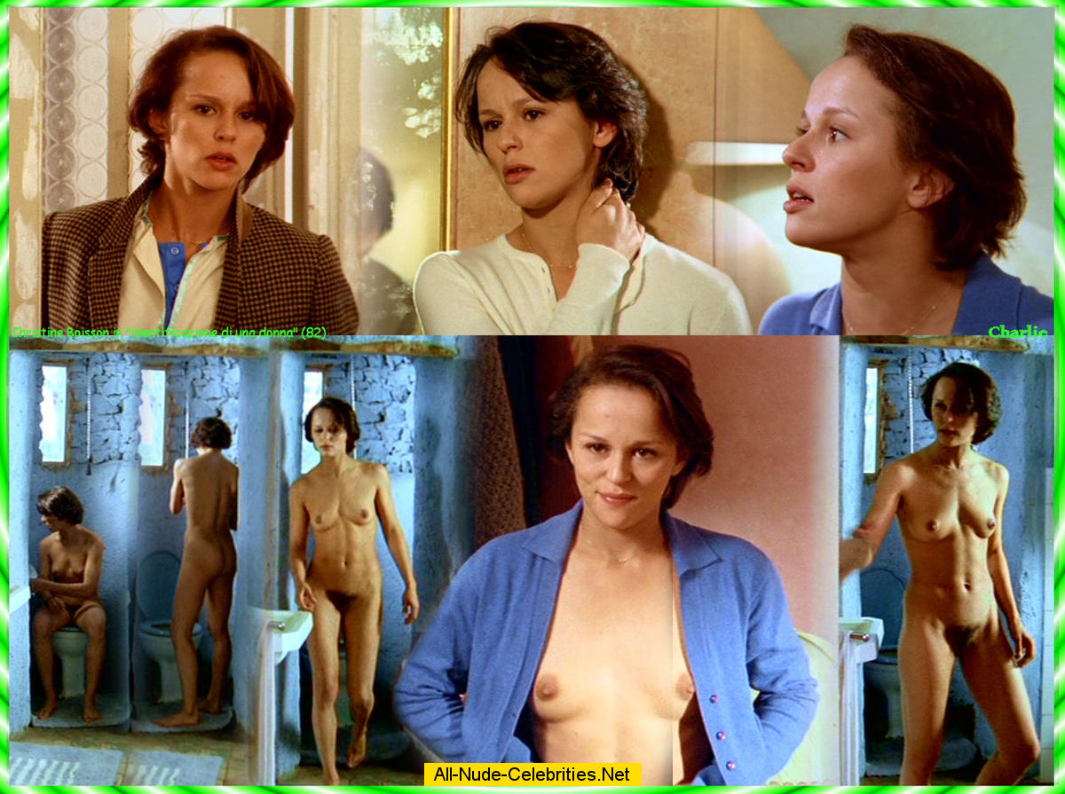 French Actress Salome Stevenin Leaked Nude Peeing Outdoors