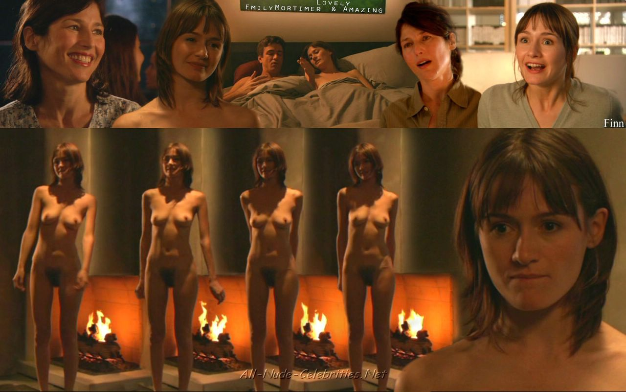 Emily Mortimer Nude Scenes Compilation Photo