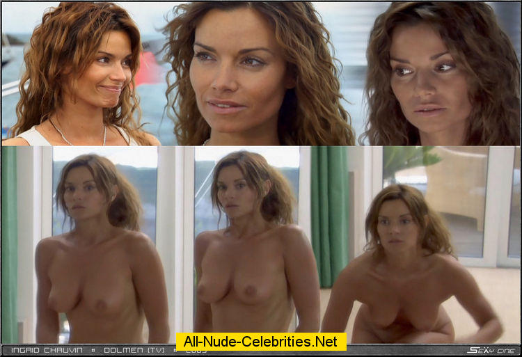 Ingrid Cruz Celebrity Nude Pics