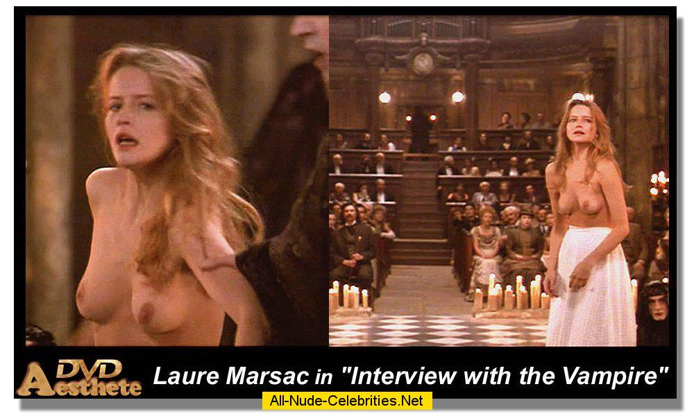 Laure Marsac Public Nudity Interview With The Vampire
