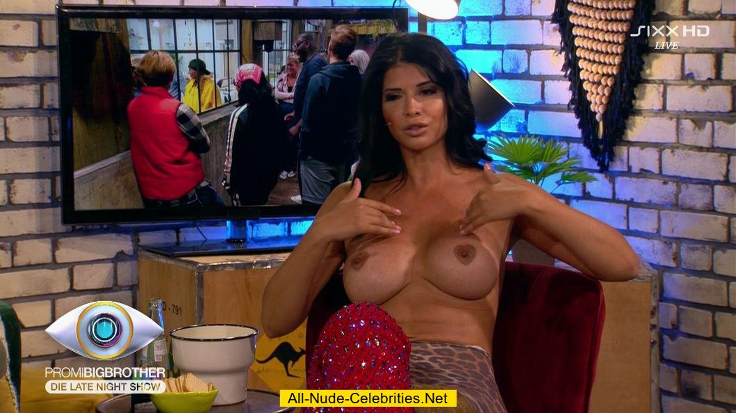 Big brother naked tits
