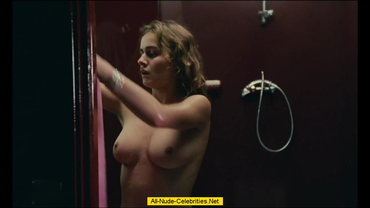 Monica bellucci nude topless wet and sex outdoor