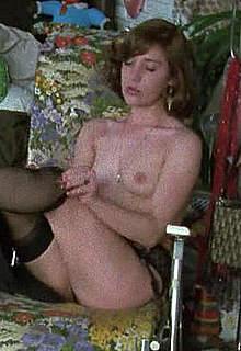 Andrea Albani aka Lali Espinet fully nude