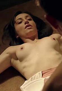 Andrea Trepat nude titds in Mar De Plastico