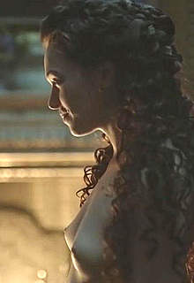 Anna Brewster naked vidcaps from Versailles