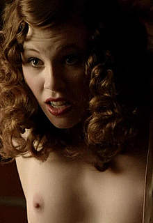 Anna McGahan nude vidcaps from Underbelly