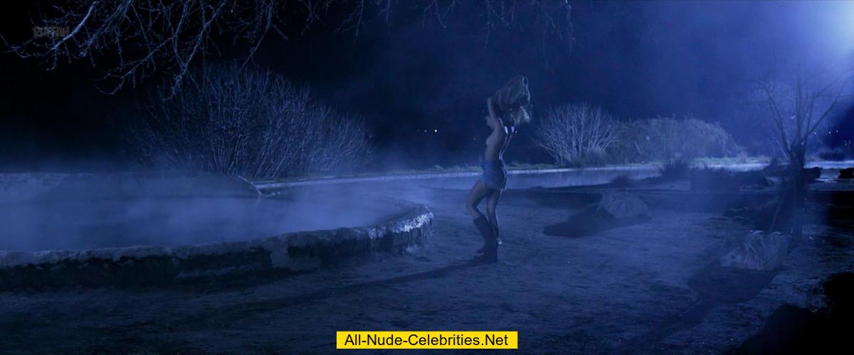 Nude Hippie Goddess