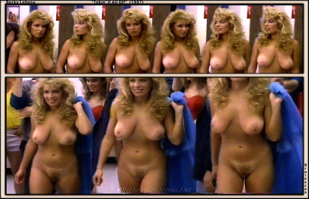 Becky Lebeau Nude 13