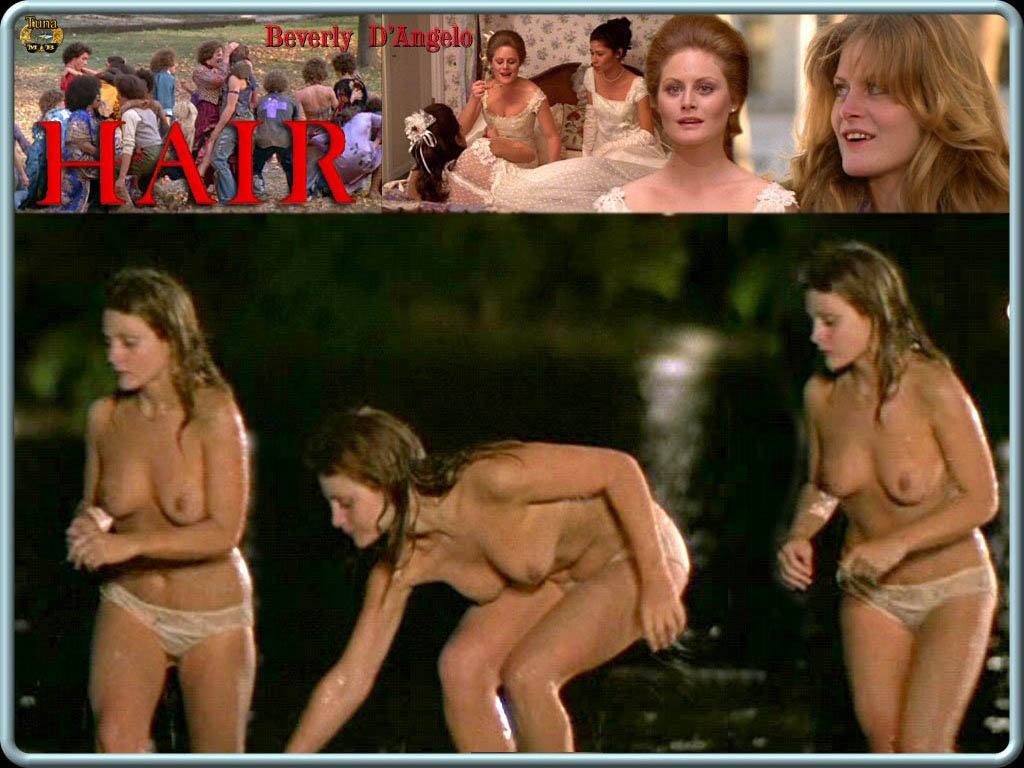 Seual Movie Beverlydangelo Beverly Angelo Topless And