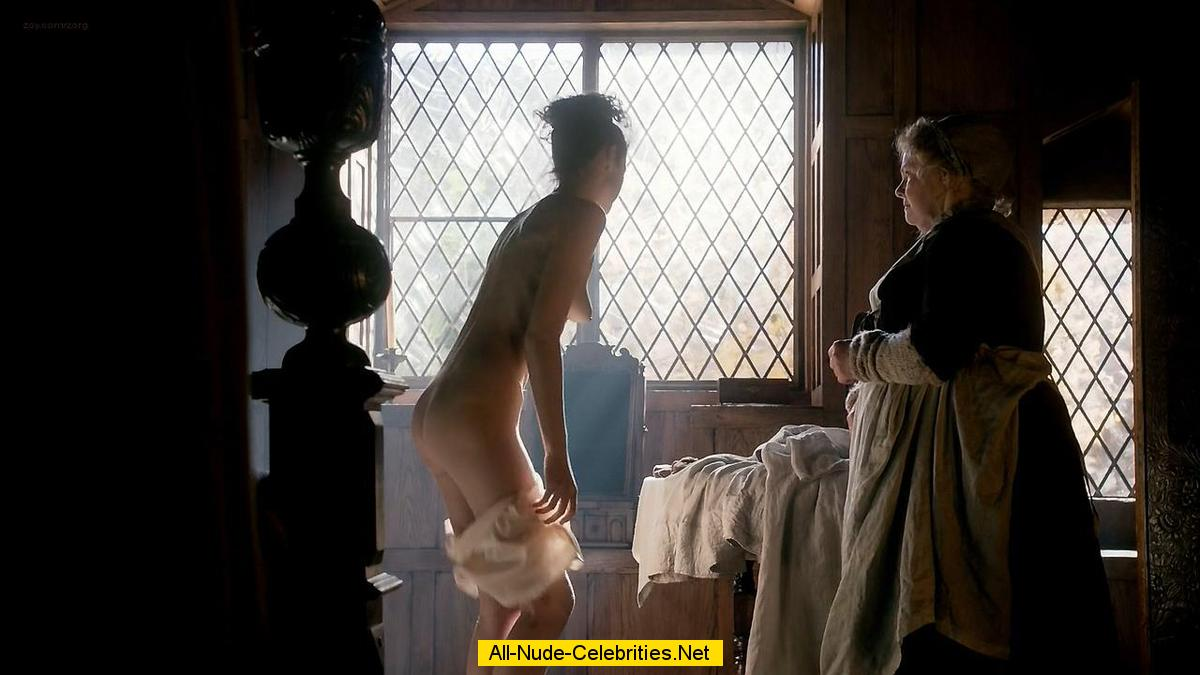 Laura donnelly nude outlander s01e14 6