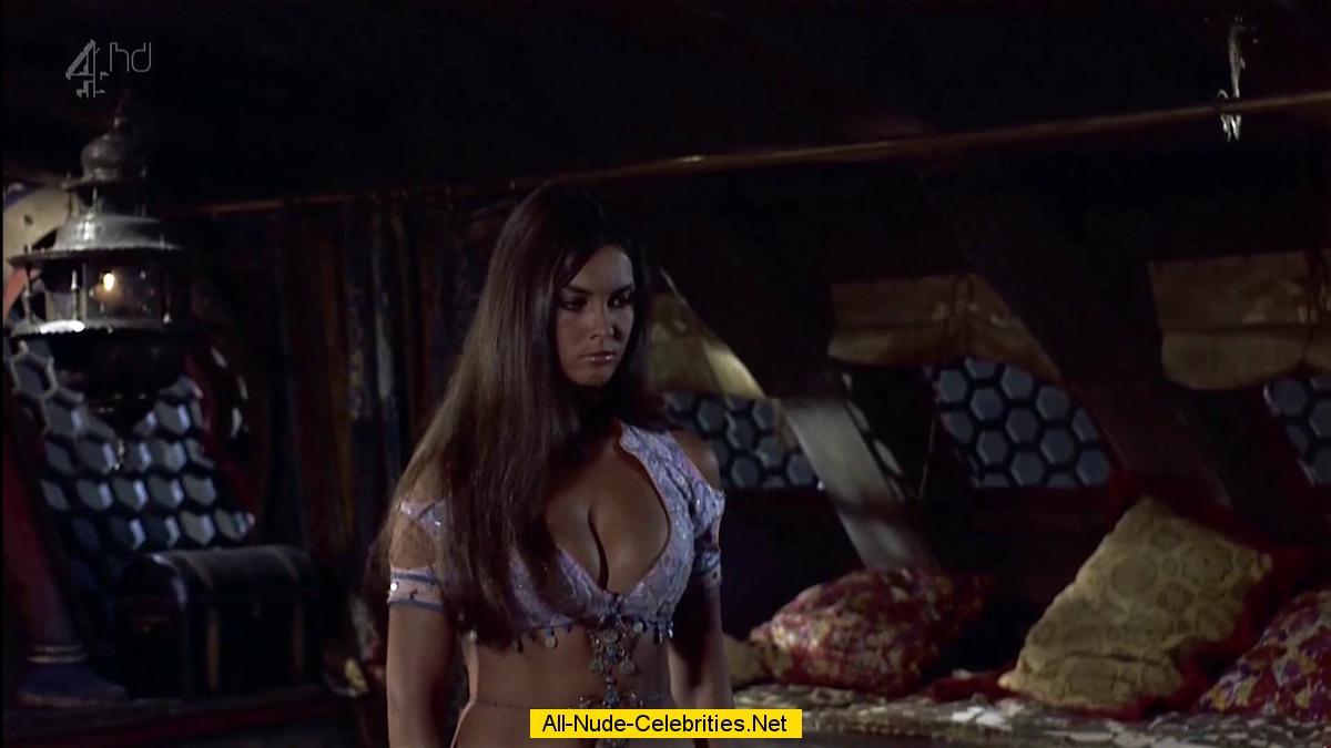 caroline munro nude movies