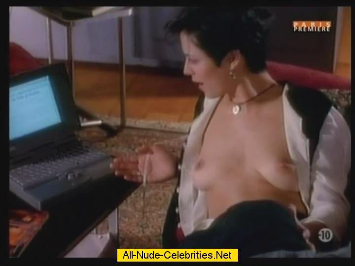 Catherine bell dream on topless 2