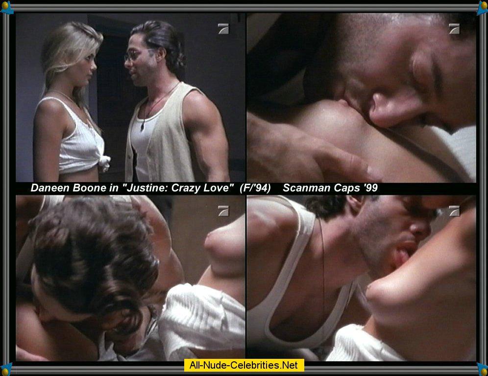 секс с daneen boone, видео