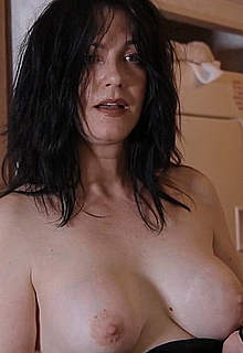 Debbie Rochon nude in sex caps from Dollface