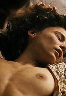 Elena Anaya nude movie caps from Alatriste