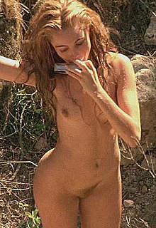 Emmanuelle Beart nude in Manon of the Spring