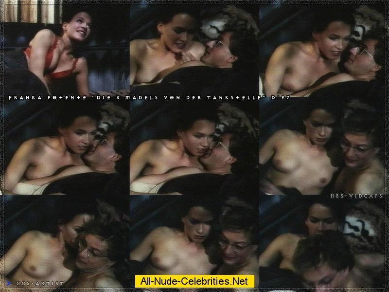 Nude franka potente TheFappening: Franka