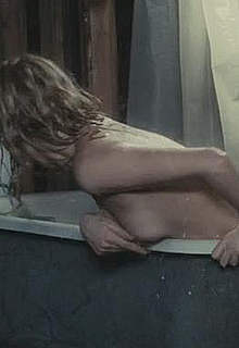 Haley Bennett nude in The Girl on the Train