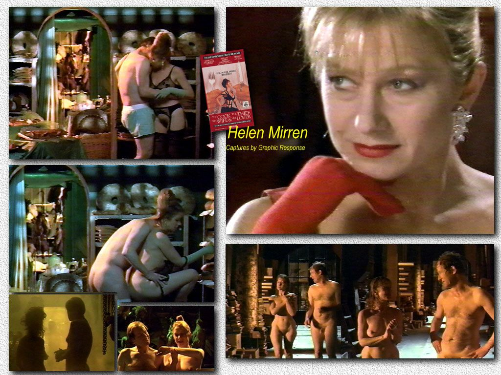 helen mirren naked in movies