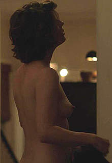 Irene Jacob naked vidcaps from The Affair
