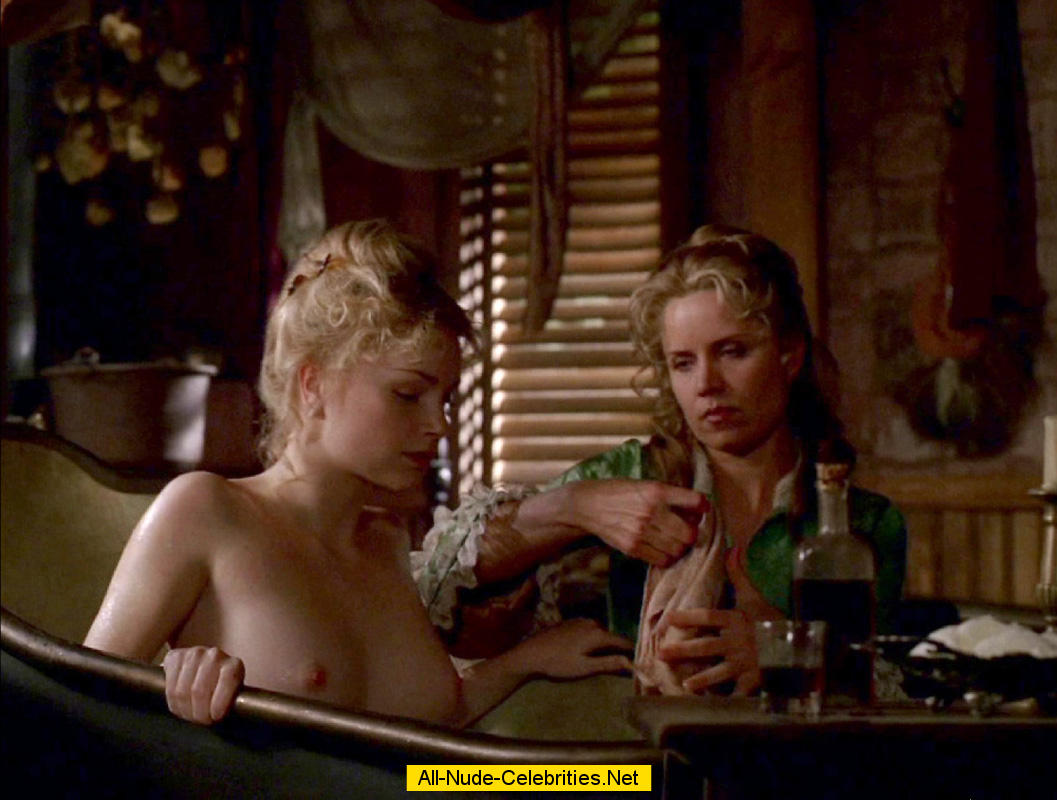 Izabella Miko nude captures from several movies.