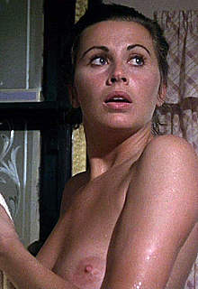 Kate Nelligan naked in Eye of the Needle