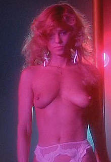 Kay Lenz naked vidcaps from Stripped to Kill