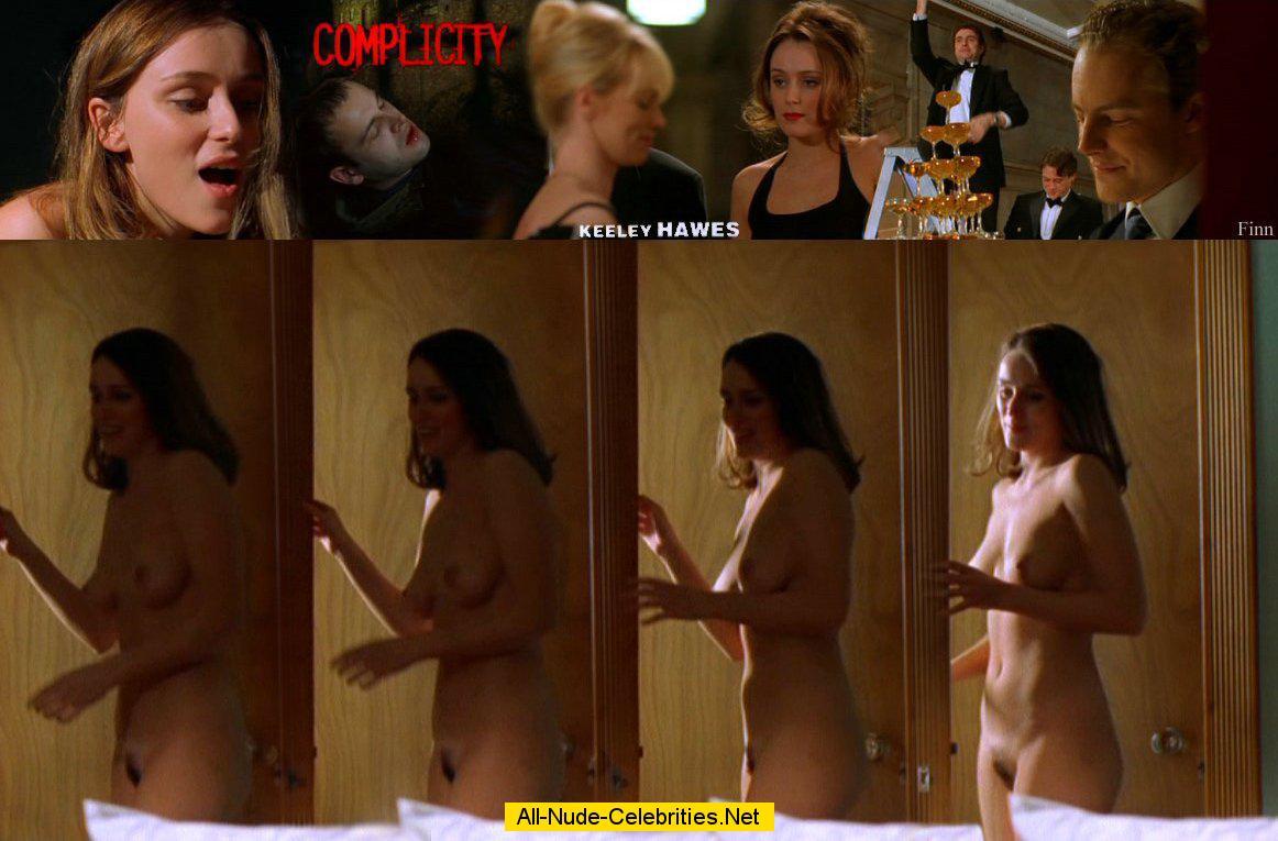 scene nude Keeley hawes