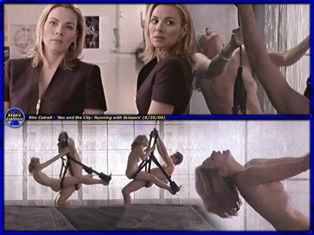 Kim cattrell nude scenes