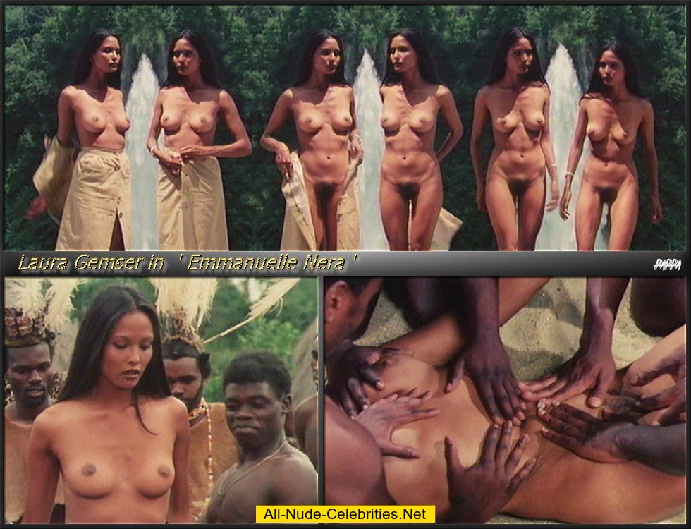 real nude black chick