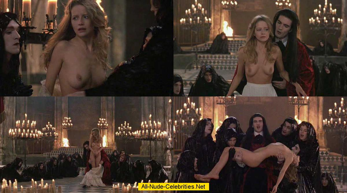 Vampire nude girl in movie scenes nudes pictures