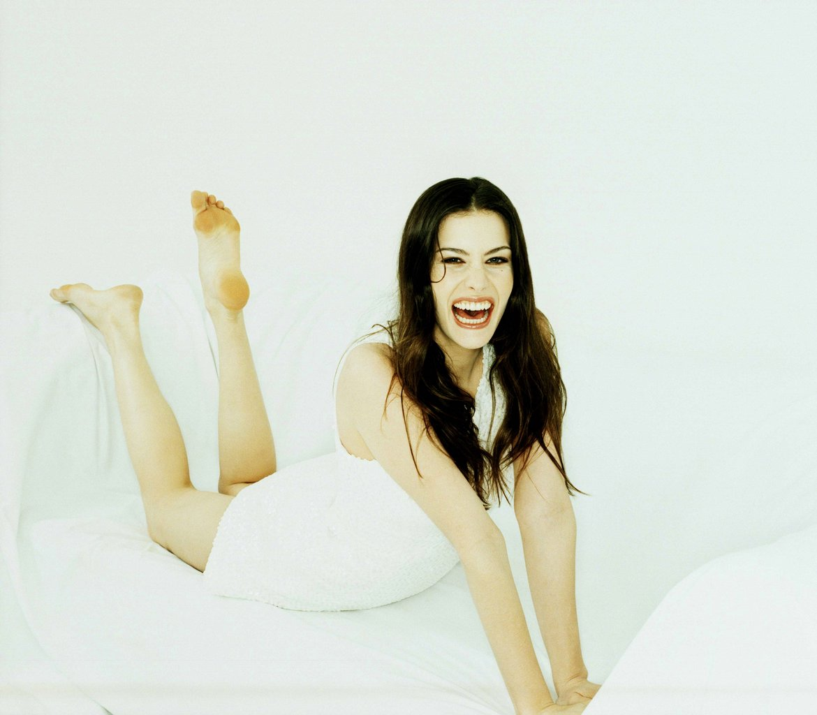 All clear, liv tyler nude can not
