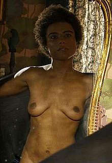 Lorena Cesarini nude in sex caps from Suburra
