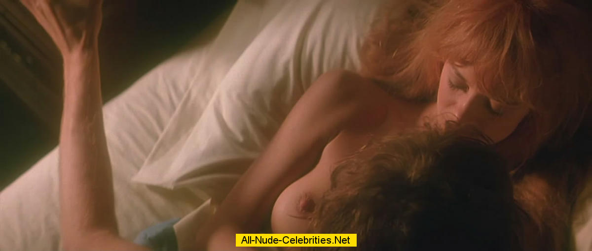 in the cut topless scene