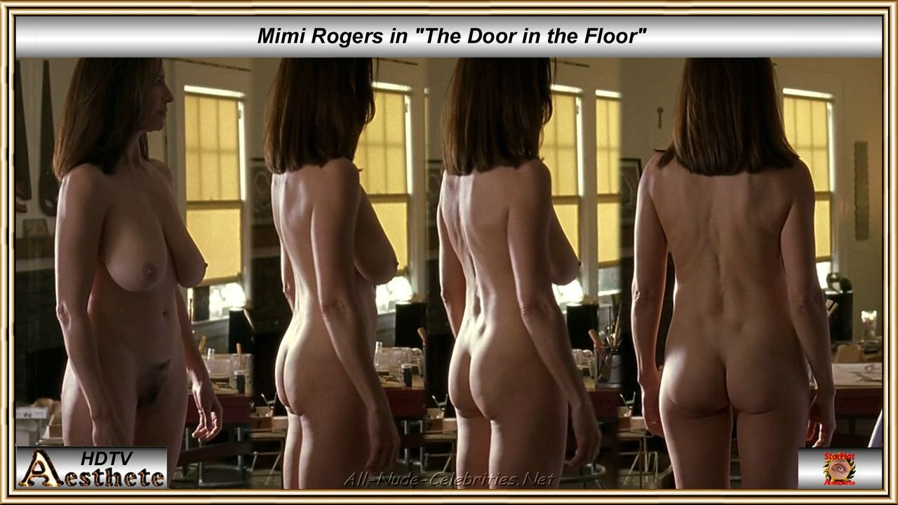 Mimi Rogers Naked Hairy Pussy