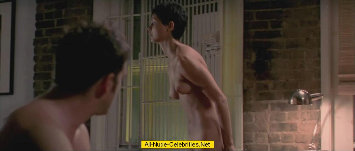 morena baccarin nude