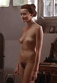 Natascha McElhone nude in Surviving Picasso