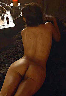 Oona Chaplin nude ass in Game Of Thrones