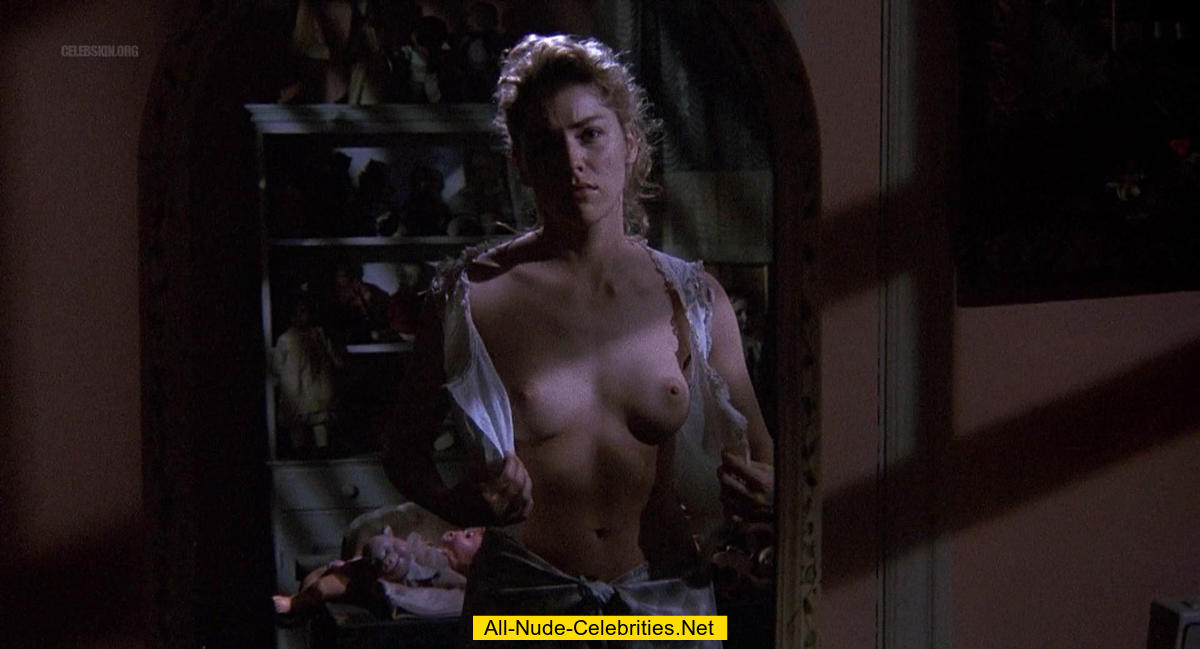 Sex Scene Sharon Stone 6