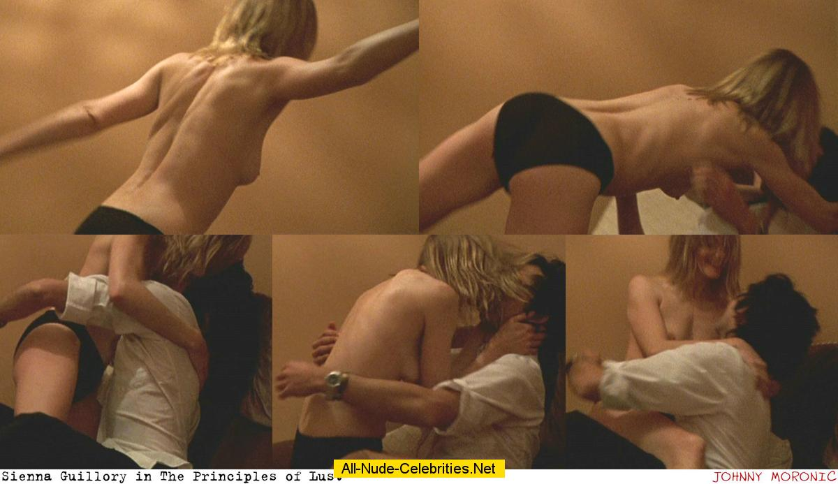 Sienna guillory sex scene