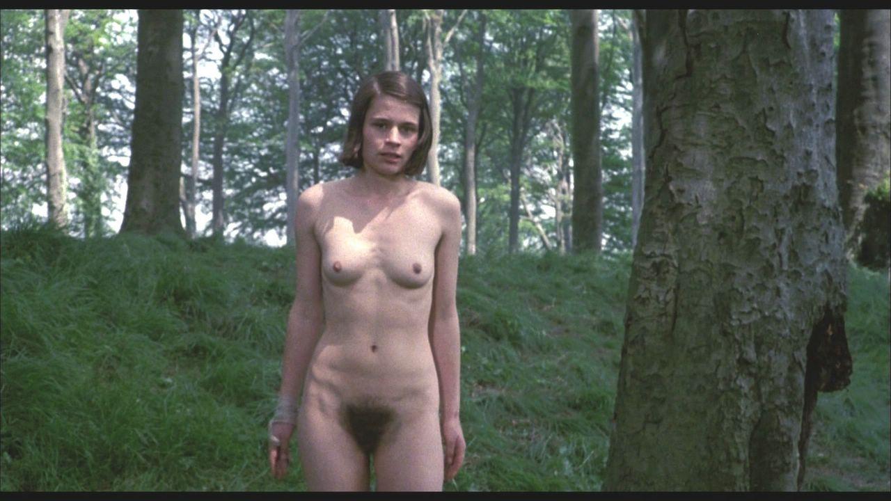Hairy suzanna hamilton 1984 nude celebrity 6