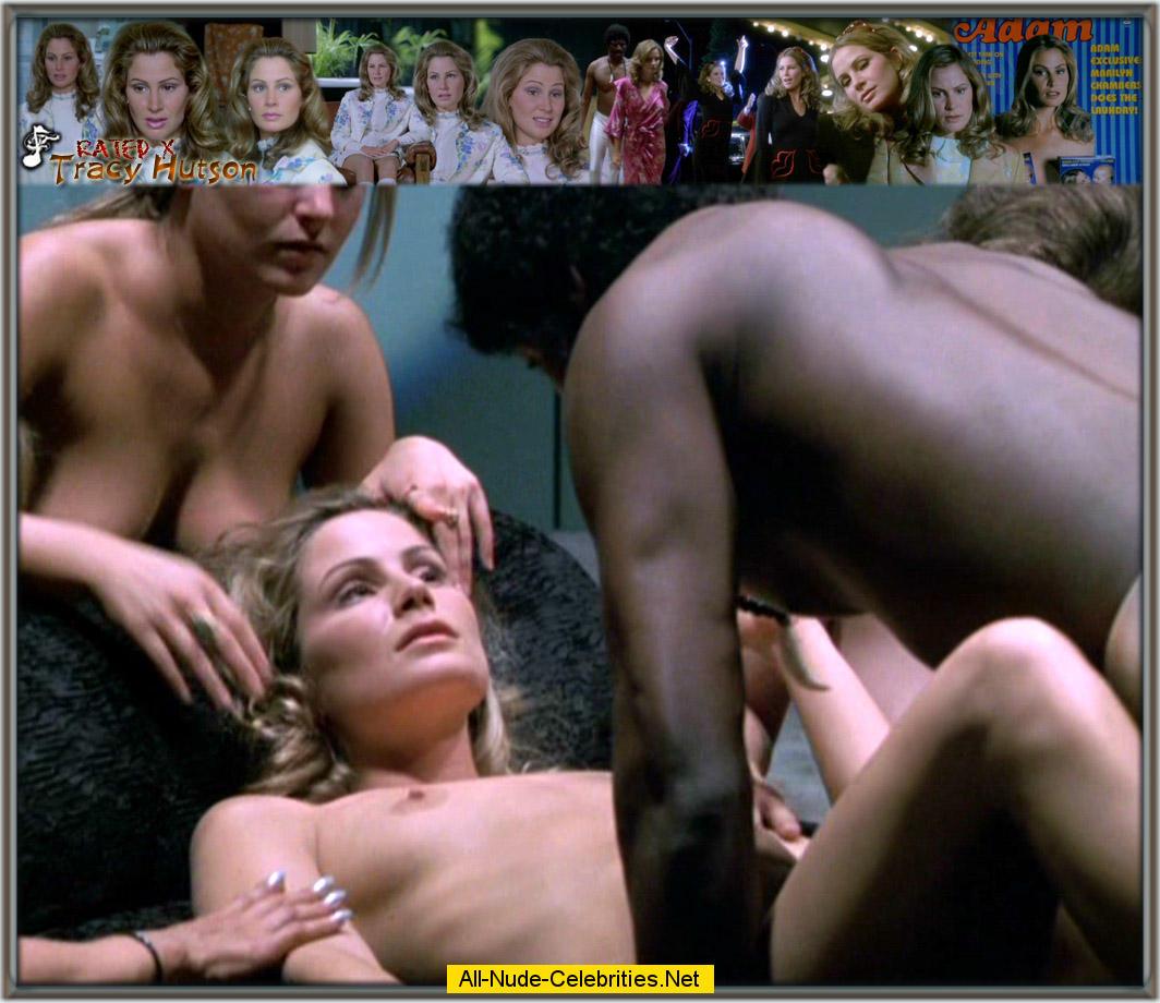 Tracy hutson naked