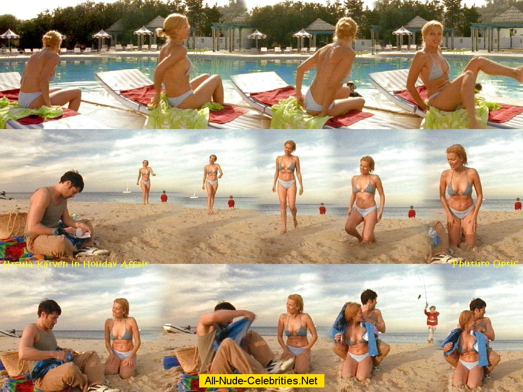 ursula karven naked captures from movies